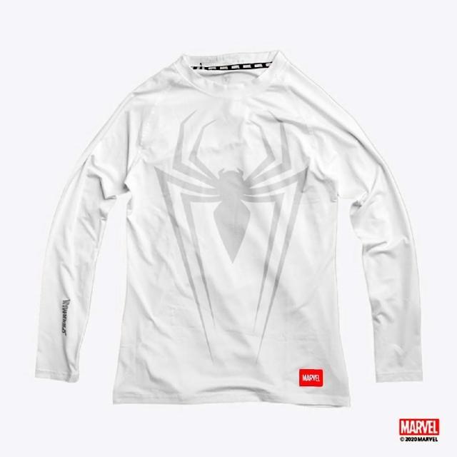 【Marvel 漫威】蜘蛛人運動專業緊身衣(運動機能彈性材質)