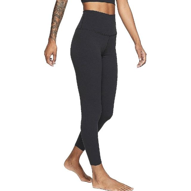【NIKE 耐吉】AS THE NIKE YOGA LUXE 7/8 T 女款 瑜珈 訓練 慢跑 運動長褲(CJ3802010)