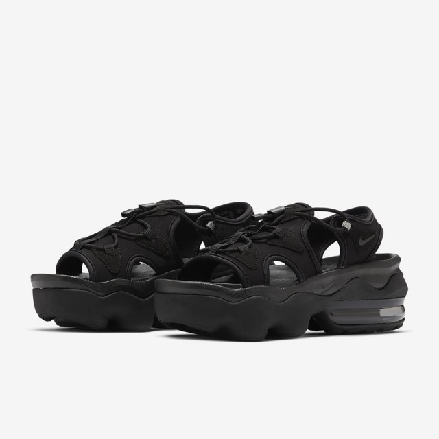 【NIKE 耐吉】WMNS AIR MAX KOKO SANDAL 女 休閒鞋 黑(CI8798003)