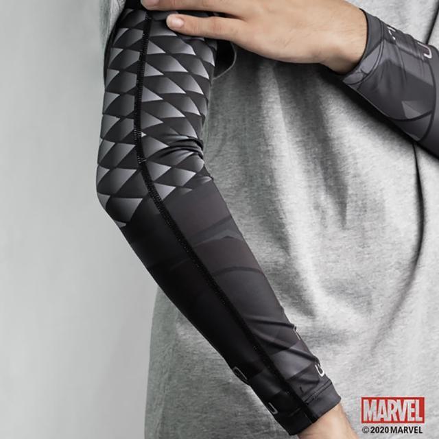 【Marvel 漫威】索爾運動臂套(高彈性吸濕排汗材質)
