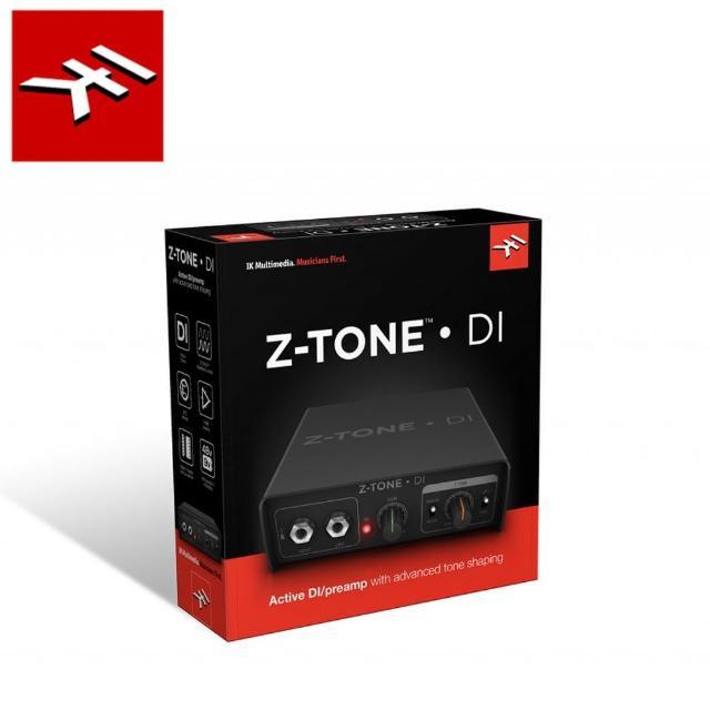 【IK Multimedia】Z-Tone DI 效果器(原廠公司貨 商品保固有保障)