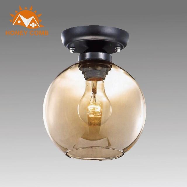 【Honey Comb】簡約工業風吸頂燈(BL-31853)