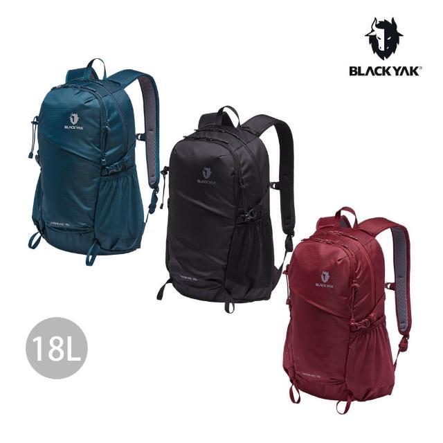 【BLACK YAK】PRIME 18L登山背包[酒紅/藍綠色/黑色]BYAB1NBF10(韓國 後背包 登山包 18L 男女適用)