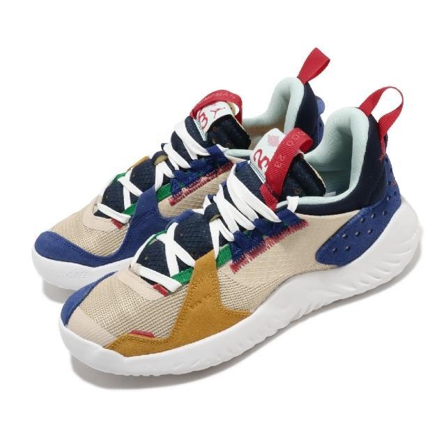 【NIKE 耐吉】休閒鞋 Jordan Delta 運動 女鞋 輕量 透氣 舒適 避震 球鞋 穿搭 大童(DB5922-161)