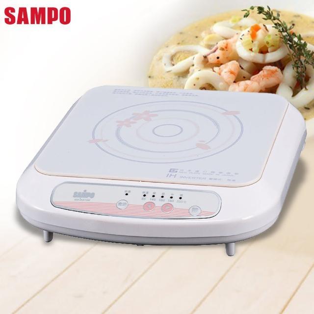 【SAMPO 聲寶】1300W變頻電磁爐(KM-RV13M)