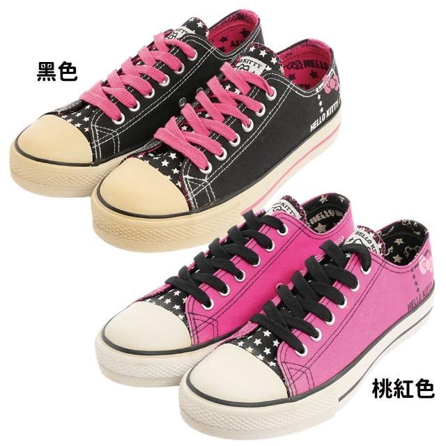 【TDL】HELLO KITTY凱蒂貓舒適休閒帆布鞋 SA-8080
