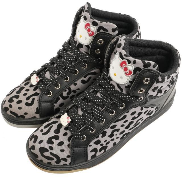 【TDL】HELLO KITTY凱蒂貓舒適休閒高筒板鞋 710473