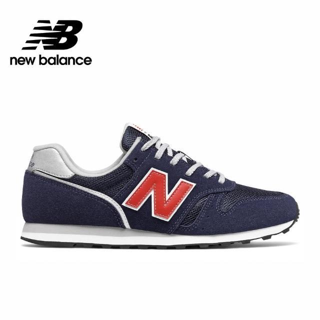 【NEW BALANCE】NB 復古運動跑鞋_男鞋_深藍色_ML373CS2-D楦