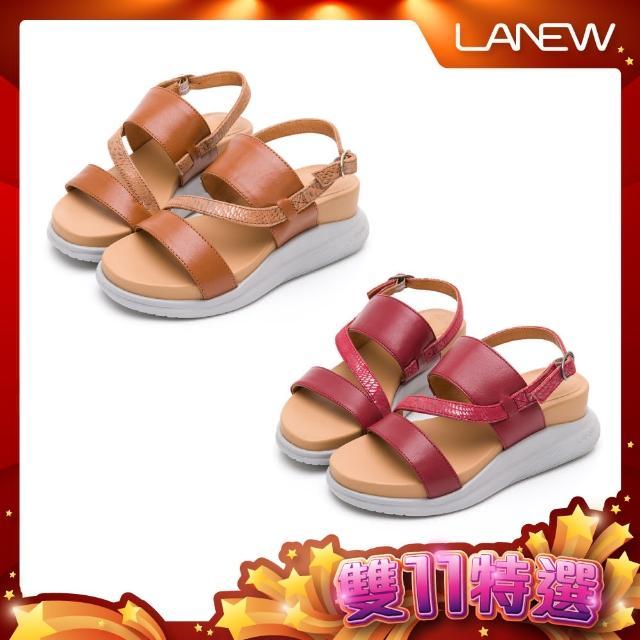 La new【La new】Fun鬆超舒適三密度涼鞋(女/2款)