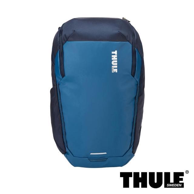 【Thule 都樂】Chasm 26L 電腦後背包(海藍/電腦包/後背包)