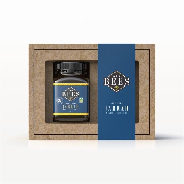 【Auz bees 澳蜜工坊】紅柳桉蜂蜜禮盒TA35 500克(100%西澳天然蜂蜜)