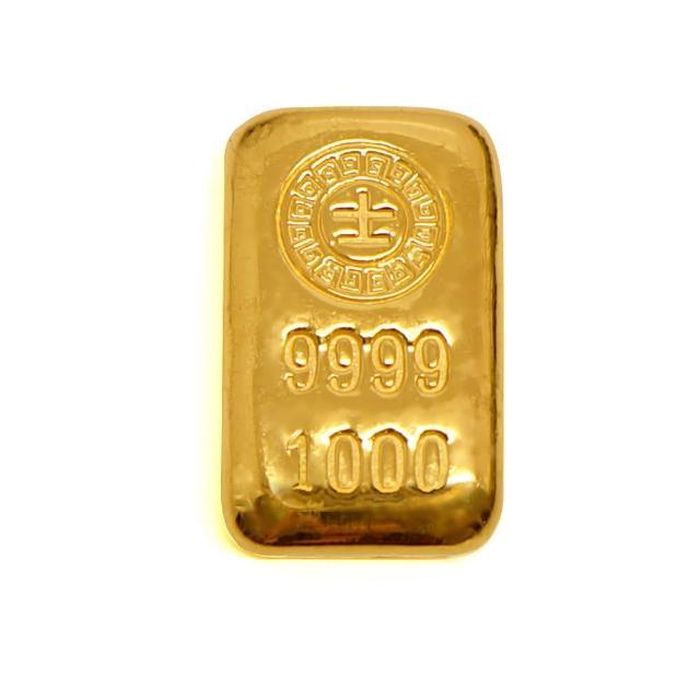 【港口王】港口王 賓士金條1台兩(黃金 條塊 1台兩)