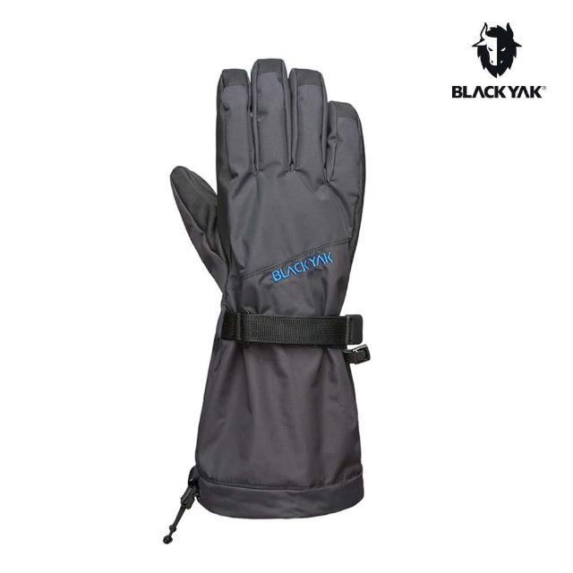 【BLACK YAK】YAK防水手套[黑色]BYIA2NAN02(韓國秋冬 保暖手套 防水手套 中性款)