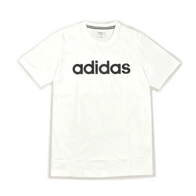 【adidas 愛迪達】圓領T M CE LOGO T1 男 - GP4885