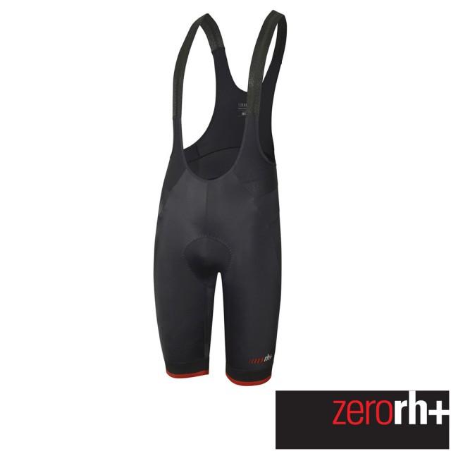 【ZeroRH+】義大利PRIME系列男仕專業自行車褲(紅色 ECU0776_916)