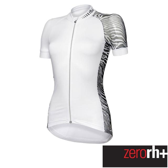 【ZeroRH+】義大利ELITE系列女仕專業自行車衣(白色 ECD0777_24Z)