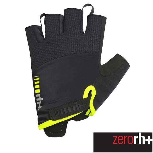 【ZeroRH+】義大利專業自行車手套(螢光黃 ECX9194_917)