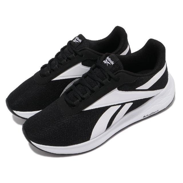 【REEBOK】慢跑鞋 Energen Plus 運動 男鞋 輕量 透氣 舒適 避震 路跑 健身 球鞋 黑 白(H68930)