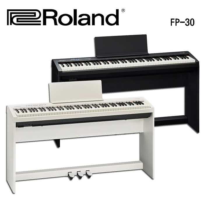 Roland FP30 88鍵電子鋼琴