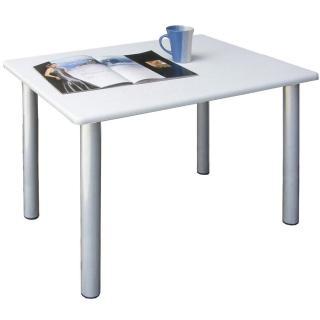 【美佳居】高75公分(60x80)餐桌/工作桌/休閒桌/書桌(二色可選)