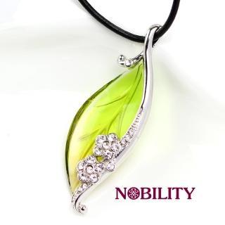 《三卡寶精品》驚豔亮彩晶鑽琉璃項鍊