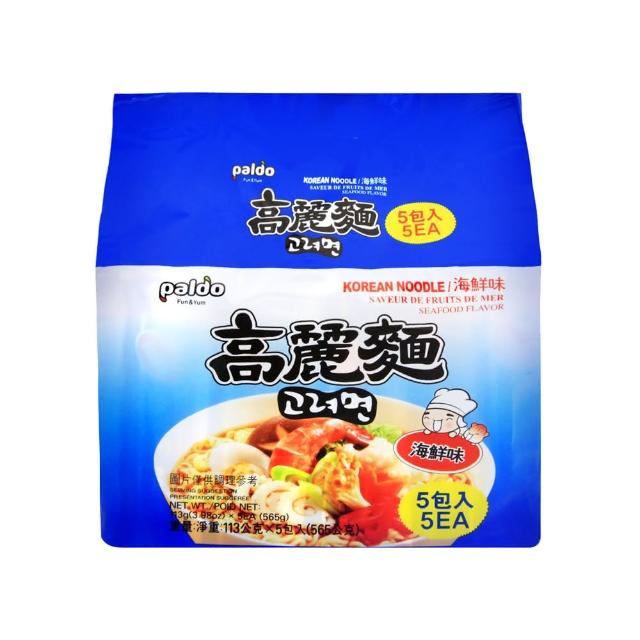 【Paldo】韓國高麗麵-海鮮味(565g)