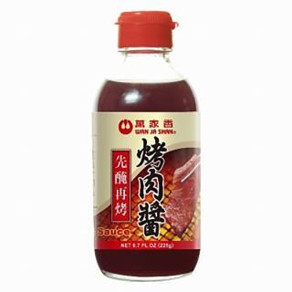 【萬家香】醃烤肉醬(225g)