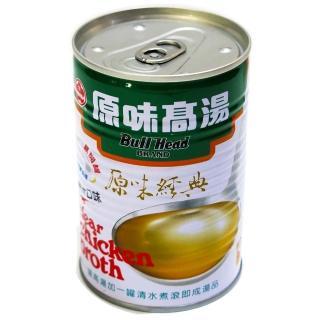 【牛頭】原味高湯411g(X)/