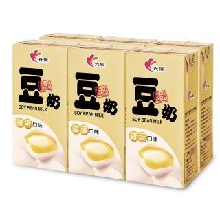 【光泉】雞蛋豆奶330ml*24瓶