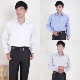 【JIA HUEI】長袖男仕吸濕排汗襯衫 三件促銷價(台灣製造)物超所值