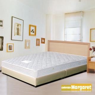 【Margaret】極簡風格白橡床架-雙人(不含床墊)/