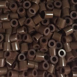 《Perler 拼拼豆豆》1000顆單色補充包-12咖啡色