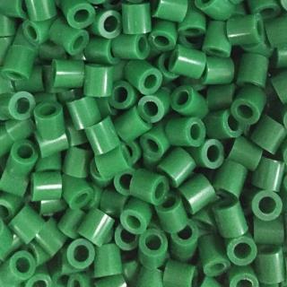 《Perler 拼拼豆豆》1000顆單色補充包-10深綠色