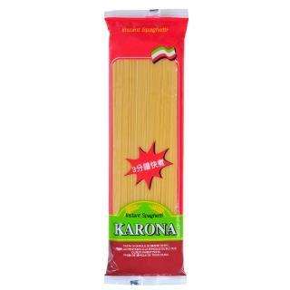 【美味大師】KARONA卡好拿義大利快煮直麵(400g)
