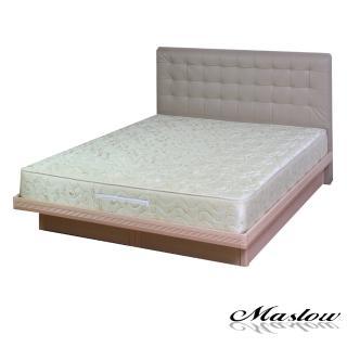 Maslow-北歐美學白橡 加大掀床組-6尺 不含床墊 3色可選