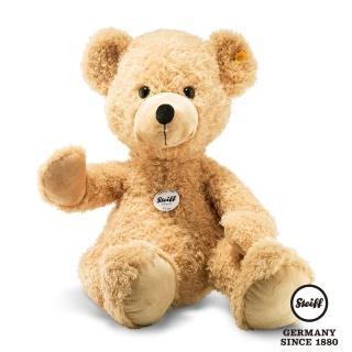 【STEIFF德國金耳釦泰迪熊】Fynn Teddy Bear 80cm(經典泰迪熊_黃標)