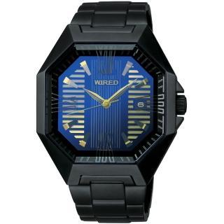 【WIRED】TOW FACE 宇宙探險腕錶(7N42-0FB0K)