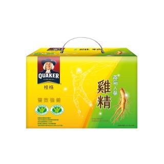 【桂格】養氣人蔘雞精禮盒68ml*18入/