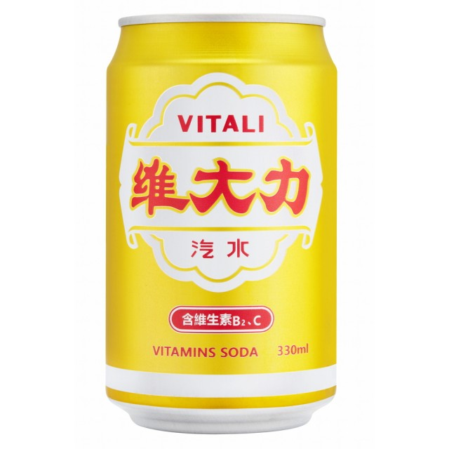【維大力】汽水 330ml(6入/組)