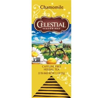 【Celestial 詩尚草本】美國原裝進口 洋甘菊茶(25獨立包)