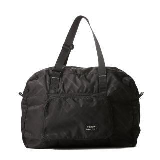 【YESON】MIT休閒折疊收納式旅行袋-可掛拉桿行李箱