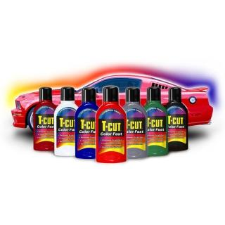 【CarPlan卡派爾】T-CUT Color Fast 色彩刮痕修復蠟