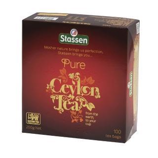 【司迪生】錫蘭紅茶(1盒/100包)