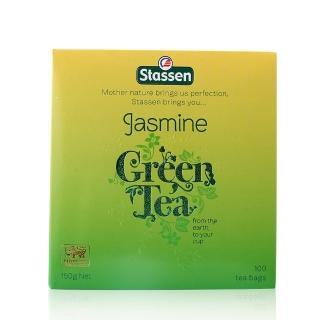 【司迪生】茉莉綠茶(100包/盒)