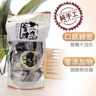 【好感良品】台灣嚴選 養生黑芝麻糕(500g/袋)
