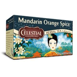【Celestial 詩尚草本】美國原裝進口 東方香桔茶(20環保包)