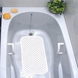 【日本waise】浴缸專用大片止滑墊/