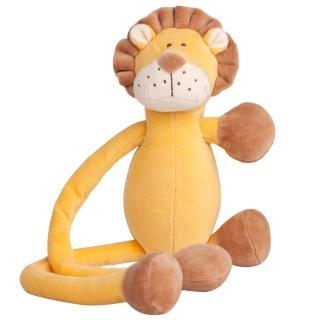 【美國miYim】有機棉瑜珈娃娃(里歐獅子)