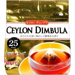 【國太樓】立體三角包錫蘭紅茶(25袋)