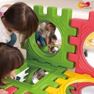 【Weplay】鏡子探索積木(STEAM玩具)